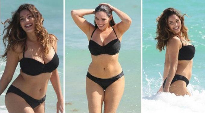 Mujer En La Playa BUENO