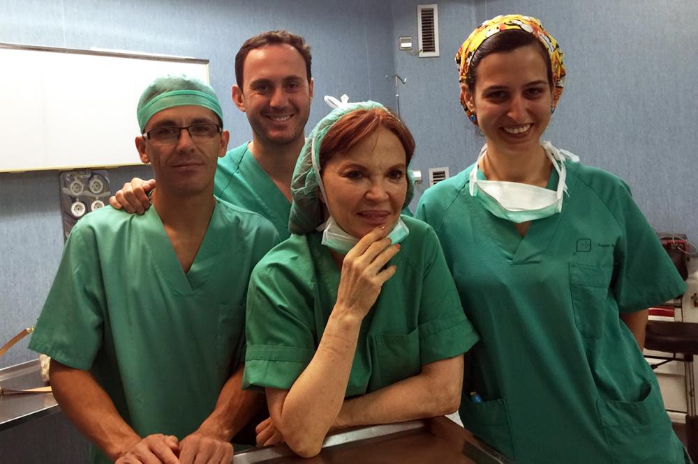 Equipo Cirujanos Estéticos Madrid