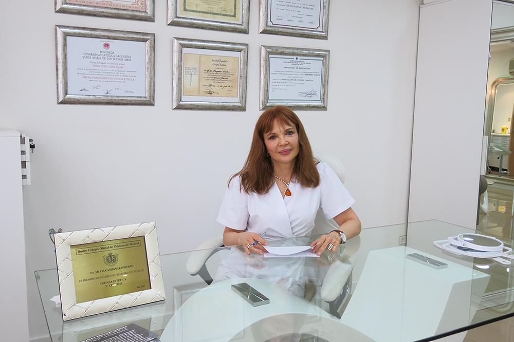 doctora Silvia Campanari